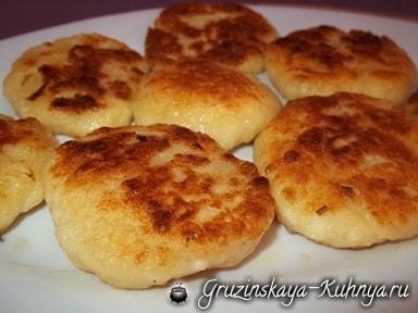 Вареные хачапури. Грузинский рецепт (5)