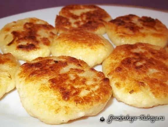 Вареные хачапури. Грузинский рецепт (6)