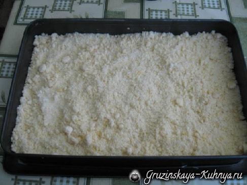 Абрикосовый пирог с заварным кремом (3)