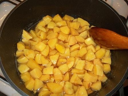 Айвовое варенье. Пошаговый рецепт (3)