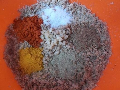 Баклажаны с ореховым соусом из фундука (2)