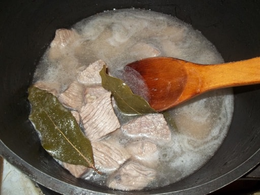 Харчо из говядины. Мегрельский рецепт (3)