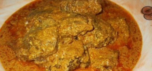 Харчо из говядины. Мегрельский рецепт