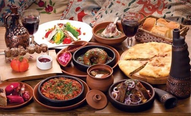 Самая вкусная грузинская кухня. Какая она