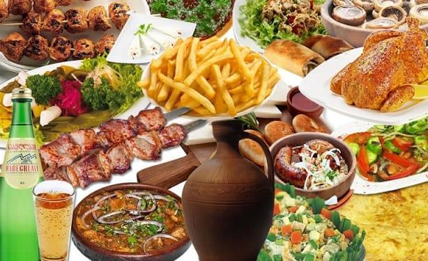 Самая вкусная грузинская кухня. Какая она (3)