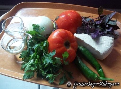 gruzinskiy-salat-s-ovoshhami-i-syirom-4