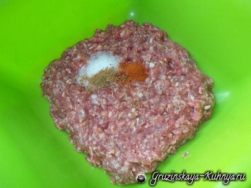 Хинкали - пошаговый рецепт с фото