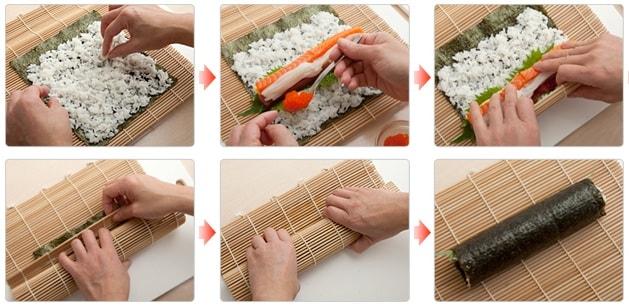Суши – экзотическое блюдо, которое стоит попробовать