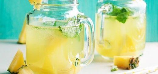 10 причин, почему нужно пить воду с ананасом (1)
