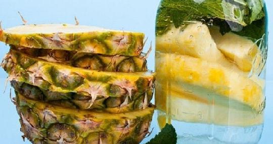 10 причин, почему нужно пить воду с ананасом (2)