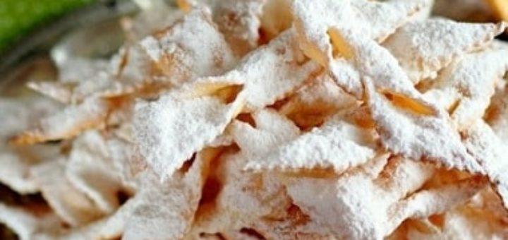 Хрустящий ХВОРОСТ в духовке. Вкусный рецепт (2)