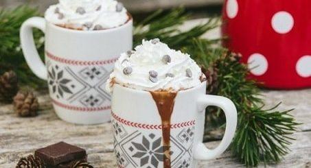 Как приготовить вкусный горячий шоколад (1)