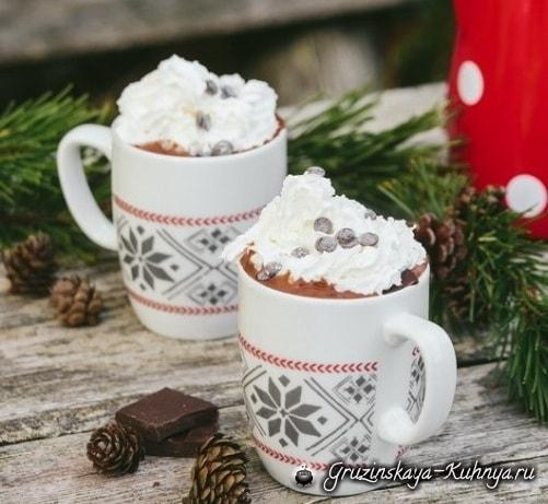 Как приготовить вкусный горячий шоколад (3)