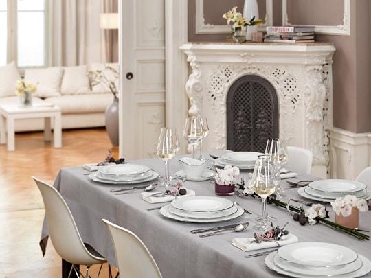 Сервировка праздничного стола (5)