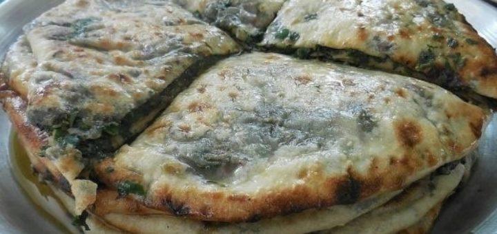 Хабизгина - пошаговый рецепт осетинских хачапури (1)