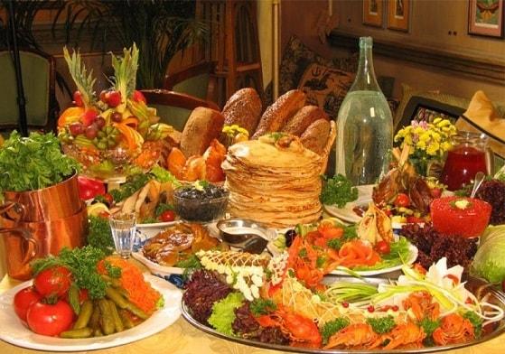 Интересные блюда на свадебных торжествах всего мира (1)