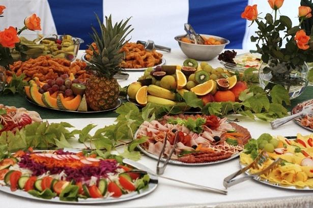 Интересные блюда на свадебных торжествах всего мира (2)