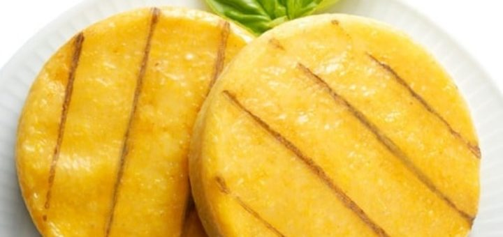 Полента с тыквой и сыром на чугунной сковороде Биол (1)