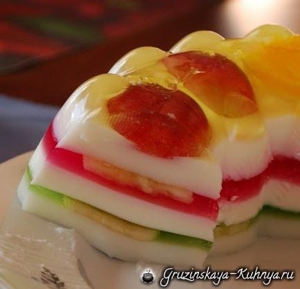 Рецепт желейного торта (3)