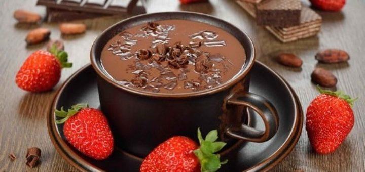 Горячий шоколад поднимет настроение и вылечит от депрессии (1)