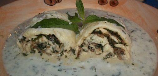 Гебжалия из сыра с мацони по-грузински (6)