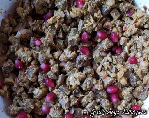 Кучмачи из потрохов с грецкими орехами (3)
