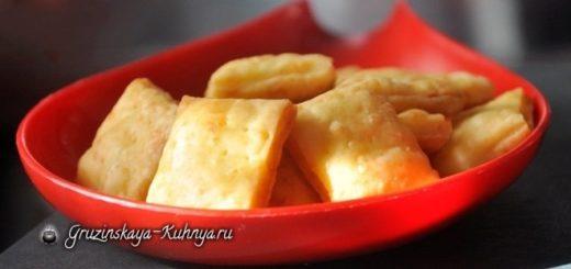 Как приготовить сырные чипсы (1)
