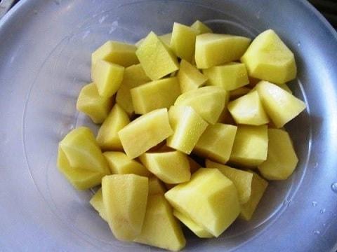 Соус из говядины с картошкой по-грузински (1)