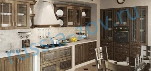 Кухни «ЗОВ» от Russia-zov – лучшее решение для современных интерьеров