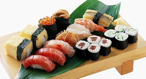 Диета на суши и роллах (2)
