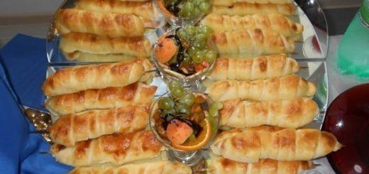 Хачапури на шампуре. Рецепт приготовления (2)