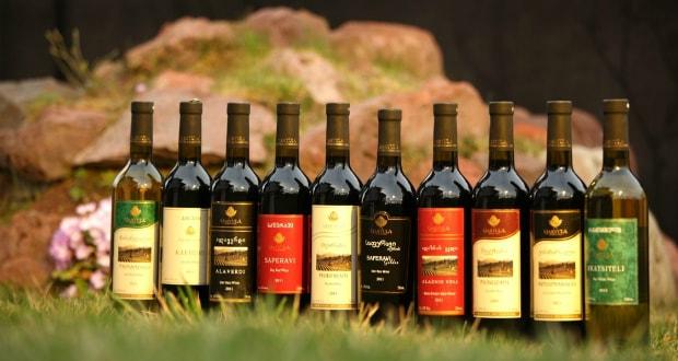 Особенности приготовления грузинского вина (1)