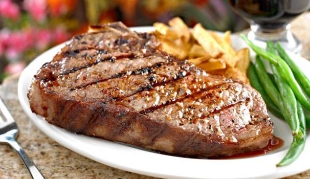Сочный бифштекс. Жарим мясо правильно (2)