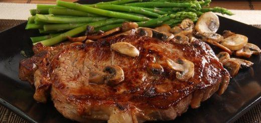 Сочный бифштекс. Жарим мясо правильно (3)