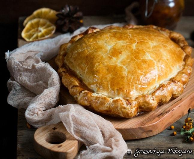 Веллингтонская индейка - блюдо к праздничному столу (3)