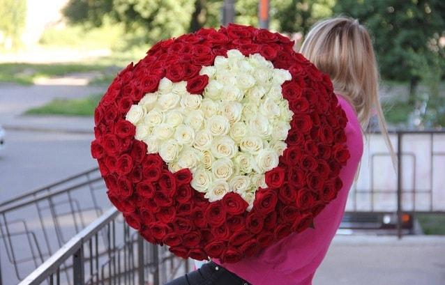 101 роза для единственной