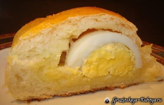 Гвезели. Рецепт гурийских пирожков (2)