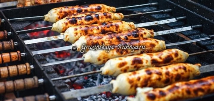 Хачапури на мангале. Рецепт (2)