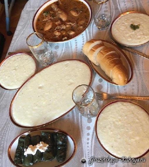 Эларджи - вкуснейшее уникальное блюдо грузинской кухни (2)