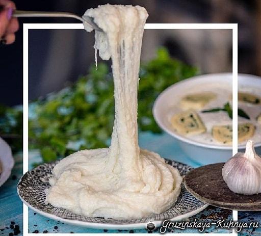 Эларджи - вкуснейшее уникальное блюдо грузинской кухни (3)