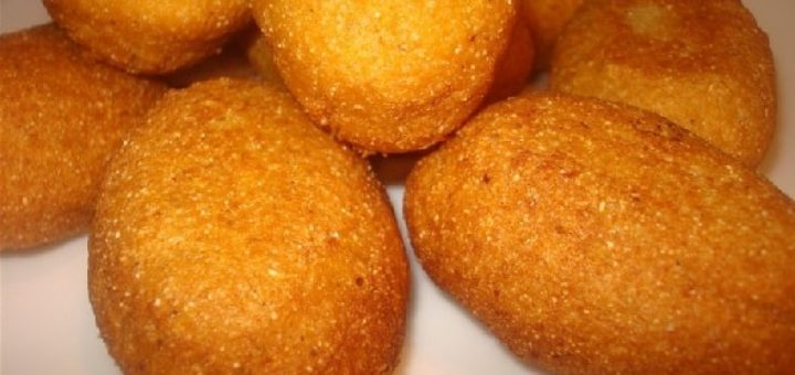 Мчади - одно из основных блюд грузинской кухни (1)