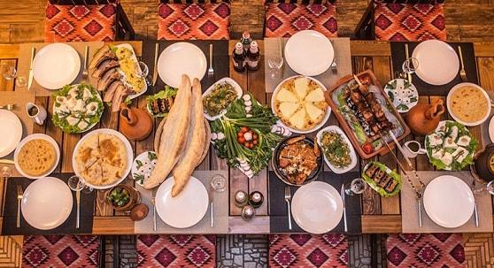 Особенности грузинской кухни (1)