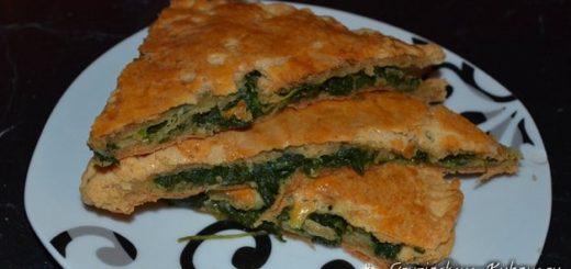ПХЛОВАНИ. Свекольный пирог по-грузински