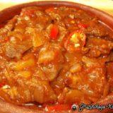 Чашушули из свинины с кондари (3)