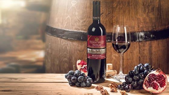 Лучшие сорта грузинских вин - Хванчкара, Саперави, Мукузани (1)