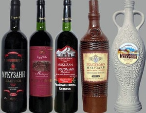 Лучшие сорта грузинских вин - Хванчкара, Саперави, Мукузани (2)