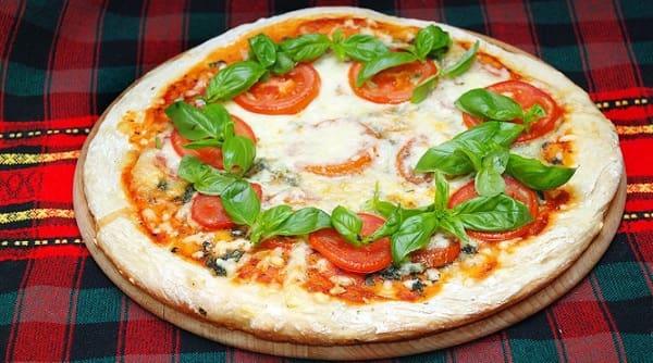 Преимущества вегетарианской пиццы