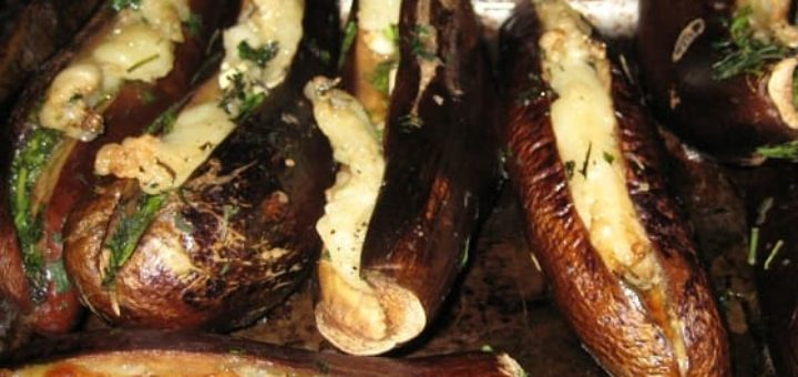 Баклажаны с курдючным салом (1)