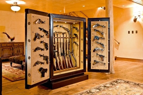 Сейф для хранения оружия (1)