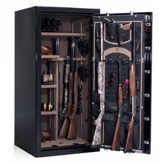 Сейф для хранения оружия (2)
